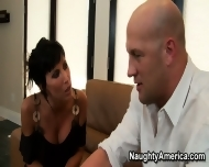 Lezley Zen Rides On Her Friends Husband