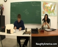 Sienna west fucked in class room